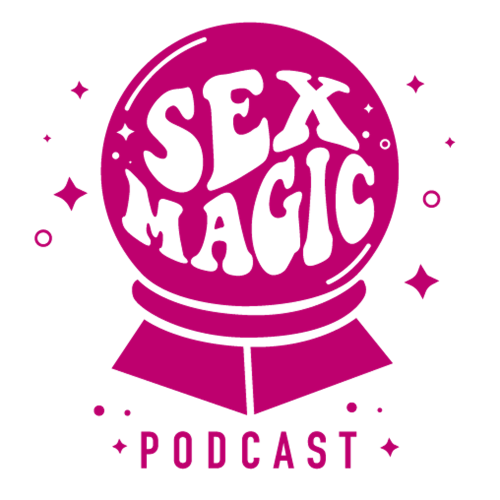 Sex Magic Podcast Pink Logo Isabella Frappier