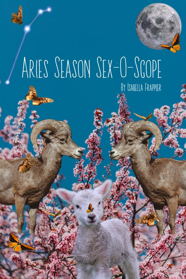 Aries Season Sex-O-Scope 2020 Isabella frappier